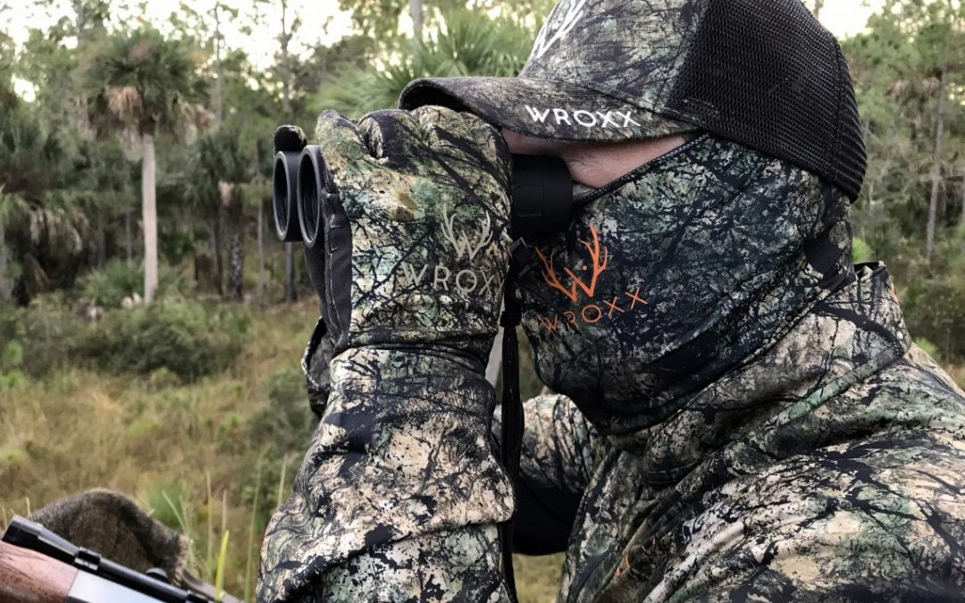 Hunting Gloves Needed? Wroxx Is A Great Fit.