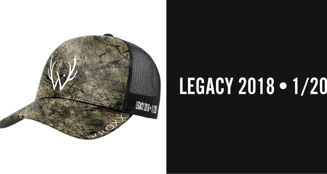 Wroxx Legacy Wild Woods Hat Awards